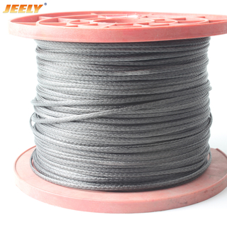 2MM 8/12 Strand Uhmwpe Braid Rope For Hammock Whoopie Sling