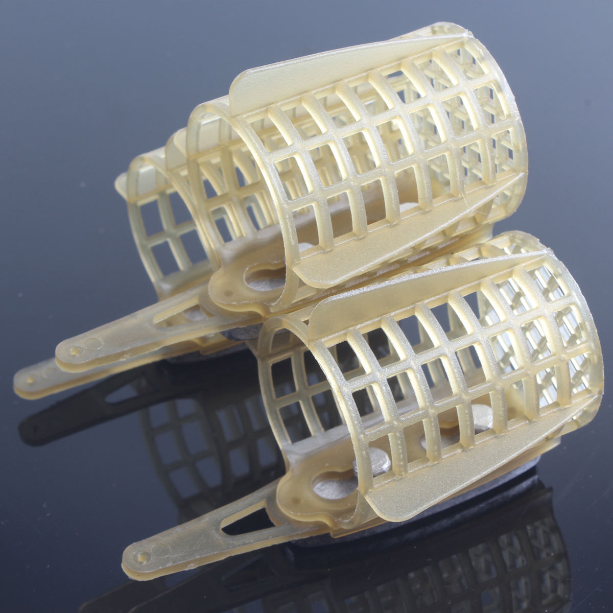 Fishing Accessories Feeder Bait Cage for Carp Fishing Tackle