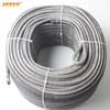16mm 100m UHMWPE Fiber Core with UHMWPE Jacket Sailboat Sheathed Tow Rope