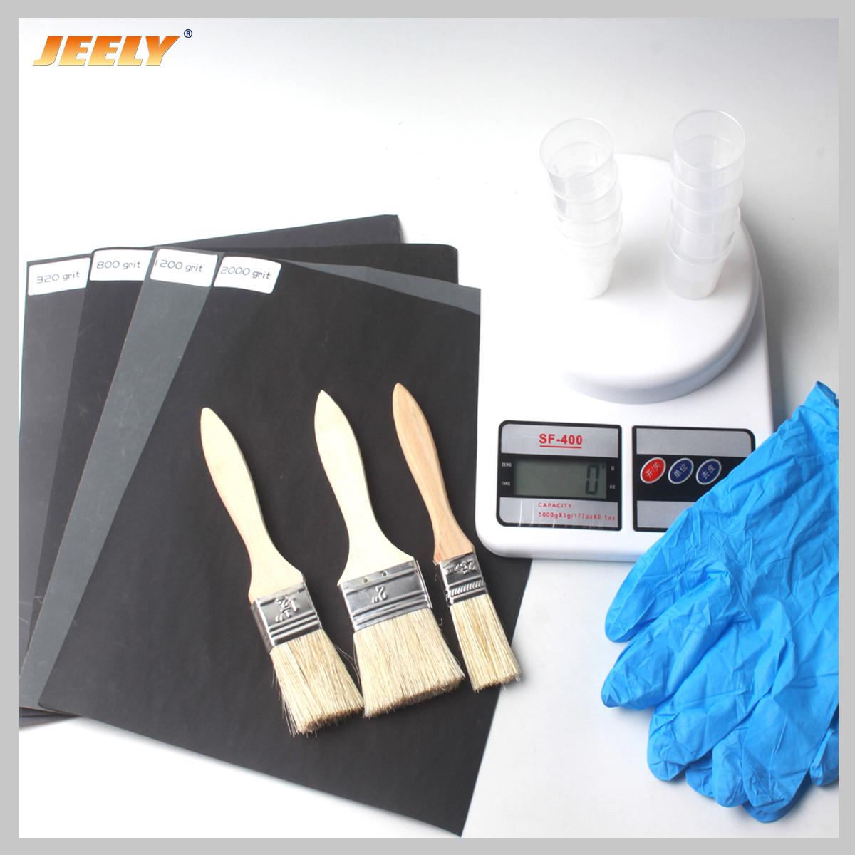 Carbon Fiber Products Composite Craft DIY Tool Set For Vacuum and Resin Infusion