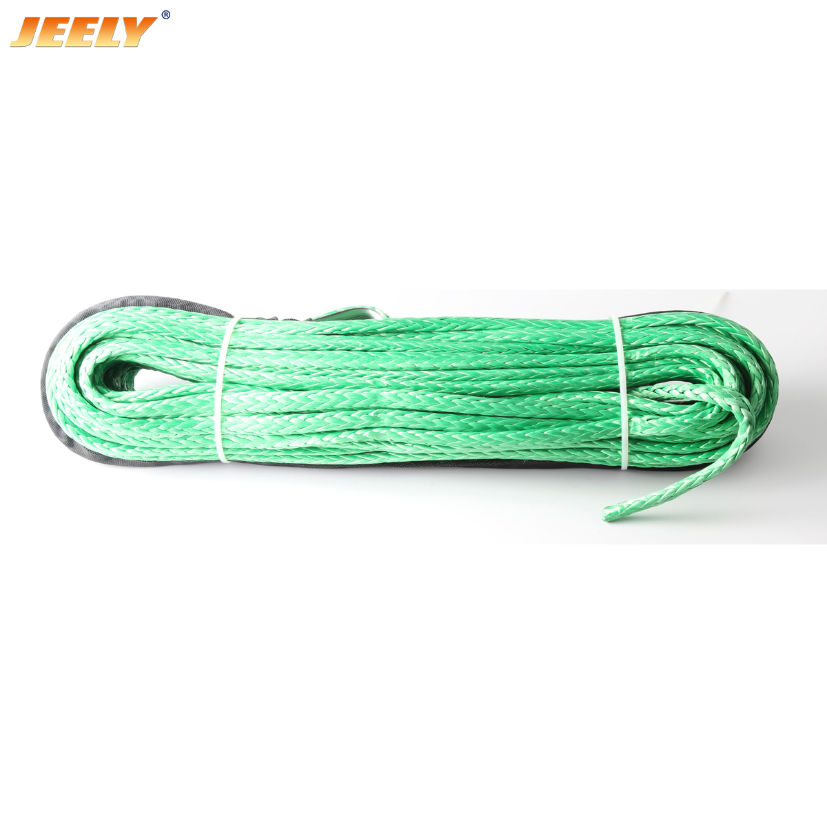 7mm ATV UTV offroad UHMWPE synthetic winch rope