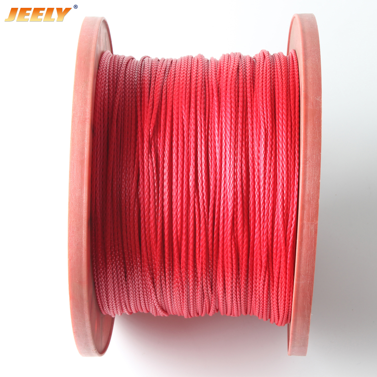 1.2mm 16strand Uhmwpe Fiber Braided Fishing line