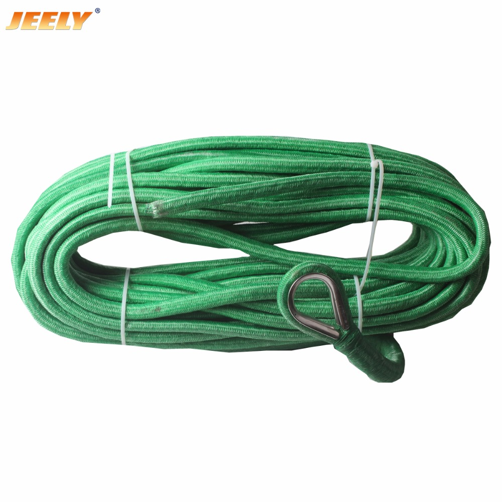 12mm UHMWPE core with UHMWPE jacket winch rope