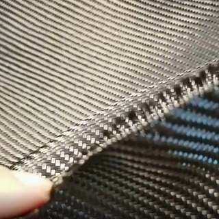 High Strength Finalize Carbon Fiber Fabric