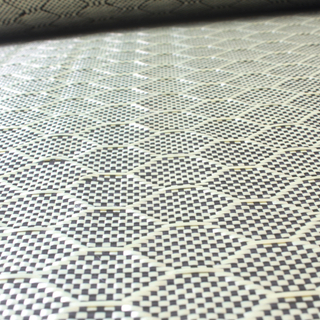 Reinforced 3K Honeycomb Hexagonal Aramid Carbon Fiber Fabric for Car Parts
