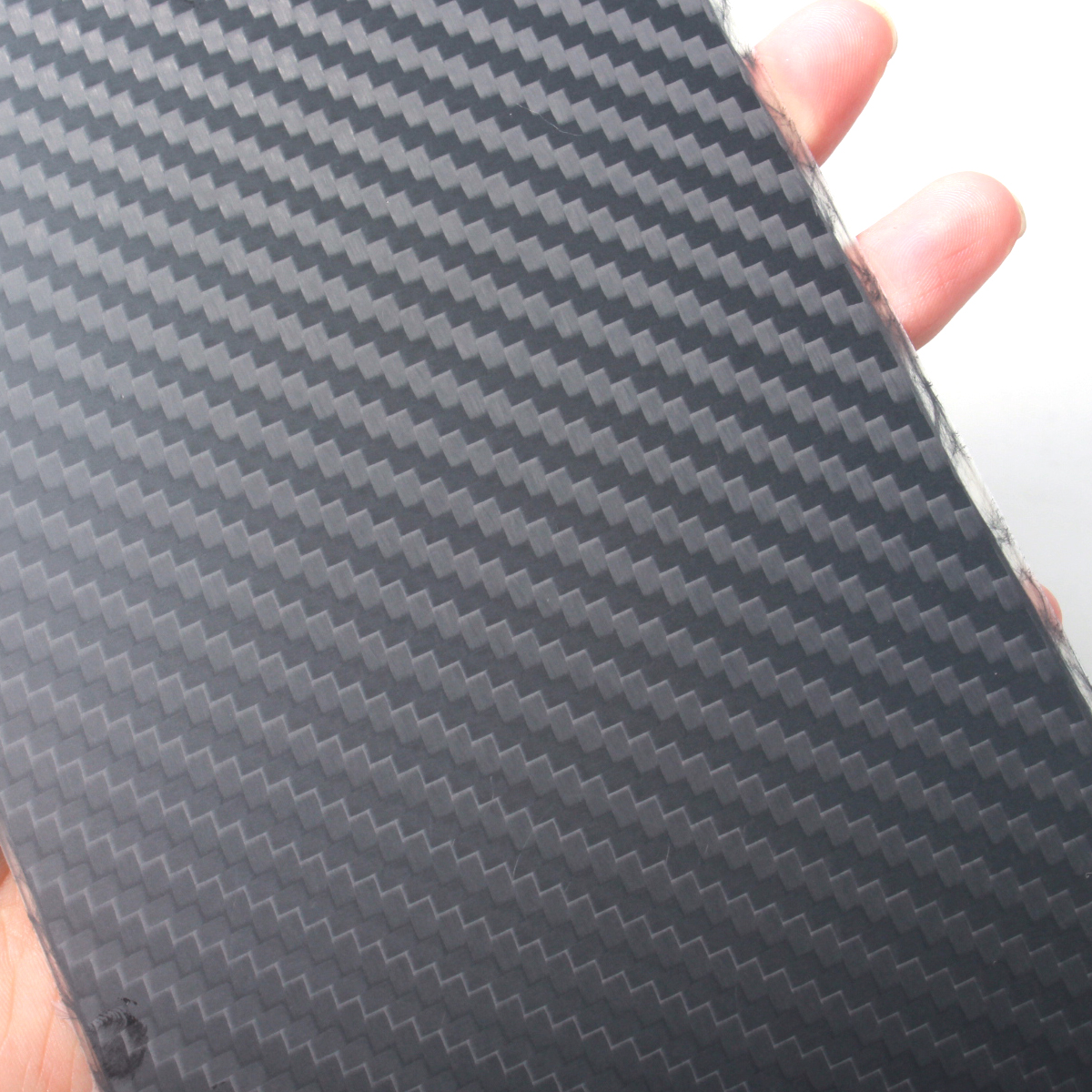 Plain/ Twill Weave Carbon Fiber Sheet 1mm x 100mm x 250mm