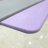 Customized Color and Pattern Absorbent Diatomite Bath Mat 390mmX600mm