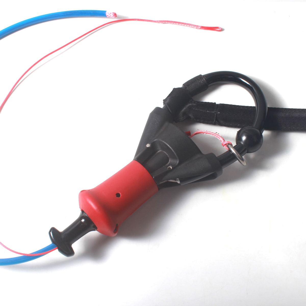 Quick Release Chicken Loop with Spectra Line for Kitesurfing Kite