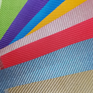 Colorful Electroplated Glass Fiber Cloth for Decoration