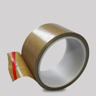 Heat Resistant Silicone Adhesive PTFE Insulating Teflonning Tape