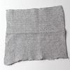 660gsm UHMWPE knitted elastic anti cut fabric gray color